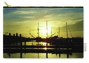 Amazing St Augustine Sunrise Carry-all Pouch