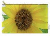 Unique Sunflower Carry-all Pouch