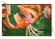 Amazing Tiger Lily Carry-all Pouch