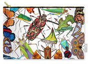 Amazon Insects Carry-all Pouch