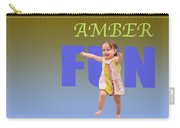 Amber Fun Carry-all Pouch