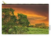 Amber Skies Carry-all Pouch