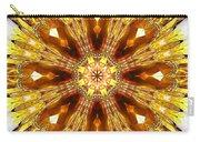 Amber Sun. Digital Art 3 Carry-all Pouch