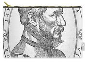Ambroise Pare, French Surgeon, 1561 Carry-all Pouch