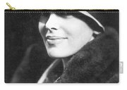 Amelia Earhart Carry-all Pouch