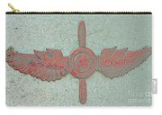 Amelia Earhart Wings Mission Inn Carry-all Pouch