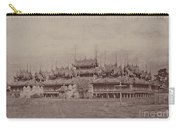 Amerapoora. Magwe Wundouk Kyoung. Carry-all Pouch