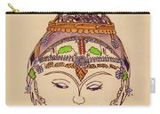 Amerat Goddess Of Flora Carry-all Pouch