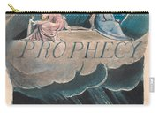America. A Prophecy. Plate 2 Carry-all Pouch