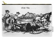 America: Farming, C1870 Carry-all Pouch