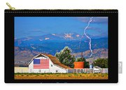 America The Beautiful Poster Carry-all Pouch