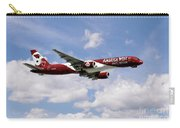 America West Boeing 757 Arizona Cardinals Carry-all Pouch