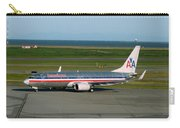 American Airlines 737-800 Carry-all Pouch