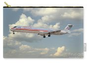 American Airlines Md-80 Carry-all Pouch