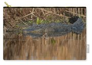 American Aligator Carry-all Pouch