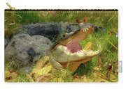 American Alligator Arizona Chapter Carry-all Pouch