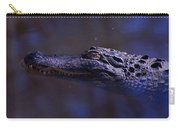 American Alligator Sleeping Carry-all Pouch