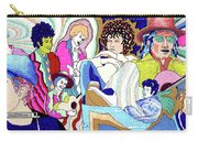 Jelly Roll Bob - Portraits Of Dylan Carry-all Pouch