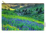 American Basin In Bloom Carry-all Pouch