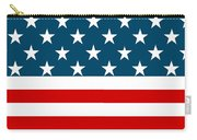 American Beach Towel Carry-all Pouch