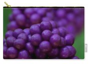 American Beautyberry Carry-all Pouch