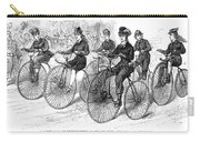 American Bicyclists, 1879 Carry-all Pouch