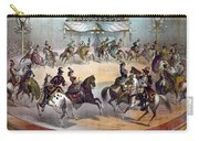 American Circus, C1872 Carry-all Pouch