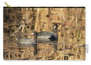 American Coots Carry-all Pouch