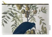 American Crow Carry-all Pouch