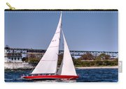 American Eagle Newport Ri Carry-all Pouch
