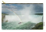 Horseshoe Waterfall At Niagara Falls Carry-all Pouch