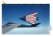 American Flag F 117 Nighthawks Carry-all Pouch
