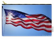 American Flag Fort Sumter Carry-all Pouch