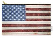 American Flag Usa   Carry-all Pouch
