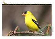 American Goldfinch II Carry-all Pouch