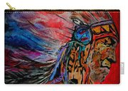 American Indian Carry-all Pouch
