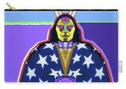 American Indian By Nixo Carry-all Pouch