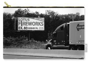 American Interstate - Pennsylvania I-80 Bw 2 Carry-all Pouch