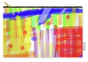American Kente Carry-all Pouch