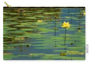 American Lotus Carry-all Pouch