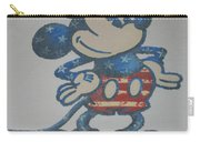 American Mouse Carry-all Pouch