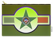 American Olive Carry-all Pouch