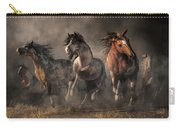 American Paint Horses Carry-all Pouch