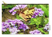 Yellow Eastern Tiger Swallowtail Series Carry-all Pouch