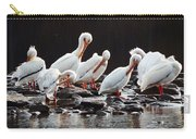 American Pelicans Carry-all Pouch