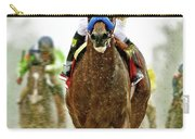 American Pharoah And Victor Espinoza Win The 2015 Preakness Stakes. Carry-all Pouch