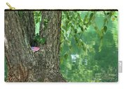 American Pride By The Pond Carry-all Pouch