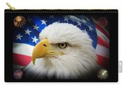American Pride Carry-all Pouch by Shane Bechler