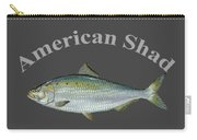 American Shad  Carry-all Pouch