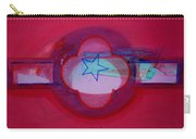 American Star Of The Sea Carry-all Pouch